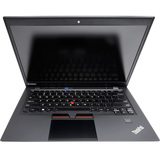 "Lenovo ThinkPad X1 Carbon 344834U 14"" LED Ultrabook - Intel - Core i5 i5-3427U 1.8GHz - Black 344834U"
