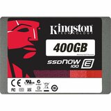 "Kingston SSDNow E100 400 GB 2.5"" Internal Solid State Drive SE100S37/400G"