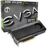 EVGA GeForce GTX 660 Ti Graphic Card - 915 MHz Core - 3 GB GDDR5 SDRAM - PCI-Express 3.0 x16