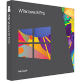 Microsoft Windows 8 Pro 32/64-bit - Version Upgrade - 1 PC 3UR-00020