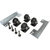 Tripp Lite Rack Enclosure Cabinet Heavy Duty Mobile Rolling Caster Kit