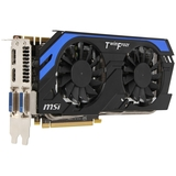 MSI N660Ti PE 2GD5/OC GeForce GTX 660 Ti Graphic Card - 1019 MHz Core - N660TIPE2GD5OC