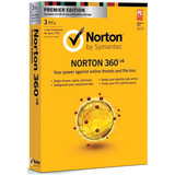 Norton 360 2013 Premier Edition - Subscription Package - 3 PC in One H - 21252127