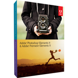 Adobe Photoshop Elements v.11.0 And Premiere Elements v.11.0 - Complete Product - 1 User 65192903