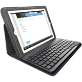 Belkin Professional Keyboard/Cover Case (Folio) for iPad - B2B022