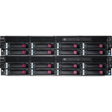 HP P4300 G2 7.2TB SAS Starter SAN Solution - BK716B