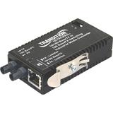 Transition Networks Industrial Mini 10/100 Bridging Media Converter