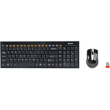 A4Tech 9500H Wireless Keyboard and Mouse Via Ergoguys