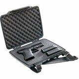 Pelican ProGear P1075 Carrying Case for Pistol, Handgun Magazine - Black