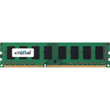 Crucial 1GB, 240-Pin DIMM, DDR3 PC3-10600 Memory Module CT12864BA1339