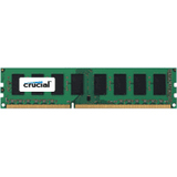 Crucial 2GB, 240-pin DIMM, DDR3 PC3-10600 Memory Module CT25664BA1339
