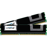 Crucial 16GB Kit (8GBx2), 240-pin DIMM, DDR3 PC3-10600 Memory Module CT2K8G3ERSLD81339