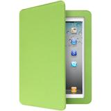 Aluratek Slim Color Keyboard/Cover Case (Folio) for iPad - Green Apple