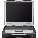 "Panasonic Toughbook 31 CF31JQH6GDM 13.1"" Touchscreen LED Notebook - Intel Core i5 i5-2520M 2.50 GHz - Black CF31JQH6GDM"