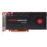 AMD FirePro W7000 Graphic Card - 4 GB GDDR5 SDRAM - PCI-Express 3.0 x16 - Full-length/Full-h
