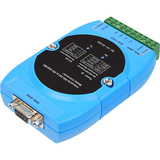 SIIG CyberX Industrial RS232 to RS-422/485 Serial Converter - Wide Tem - IDSC0M11S1