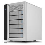 Promise Pegasus R6 DAS Array - 6 x HDD Installed - 18 TB Installed HDD - PR6HD18TUS