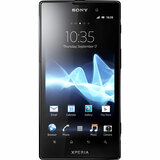 Sony Mobile XPERIA ion Smartphone - Wi-Fi - 4G - Bar - Black