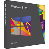 Microsoft Windows 8 Pro 64-bit - 1 PC - FQC05956