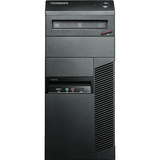 Lenovo ThinkCentre M78 5100A3U Desktop Computer - AMD A-Series A4-5300 3.4GHz - Small Form Factor - Business Black 5100A3U