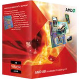 AMD A8-5600K Quad-core (4 Core) 3.60 GHz Processor - Socket FM2Retail Pack AD560KWOHJBOX