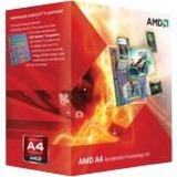 AMD A4-5300 3.40 GHz Processor - Socket FM2