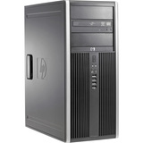 HP Business Desktop Elite 8300 Desktop Computer - Intel Core i7 i7-3770 3.40 GHz - Convertible Mini-tower C2U67US#ABA