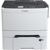 Lexmark CS410DTN Laser Printer - Color - 2400 x 600 dpi Print - Plain Paper Print - Desktop 28D0100