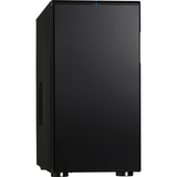 Fractal Design Define R4 Black Pearl w/Side Panel Window Computer Case - FDCADEFR4BLW