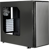 Fractal Design Define R4 Titanium Grey w/ Window Computer Case FD-CA-DEF-R4-TI-W