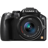 Panasonic Lumix DMC-G5KK 16.1 Megapixel Mirrorless Camera (Body with L - DMCG5KK