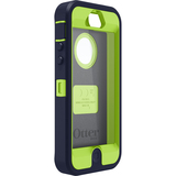 Otterbox Carrying Case (Holster) for iPhone - Glow Green/Admiral Blue - 7722114
