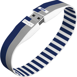PNY Bracelet Attache 8 GB USB 2.0 Flash Drive - Multicolor