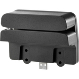 HP Retail Integrated Dual-Head Magnetic Stripe Reader QZ673AA