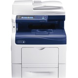 Xerox WorkCentre 6605DN Laser Multifunction Printer - Color - Plain Paper Print - Desktop