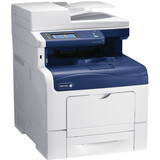Xerox WorkCentre 6605DN Laser Multifunction Printer - Color - Plain Paper Print - Desktop 6605/DNM