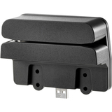 HP Retail Integrated Dual-Head Magnetic Stripe Reader QZ673AT