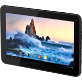 "Hip Street Equinox2 4 GB Tablet - 10.1"" - Allwinner A4 1.20 GHz - Black HS-10DTB2-4GB"