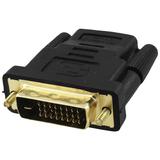4XEM DVI-D Male To HDMI Female Adapter