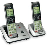 Vtech CS6619-2 DECT 6.0 Cordless Phone CS6619-2