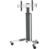 Chief LPAUS Large FUSION Manual Height Adjustable Mobile Cart
