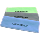 Small Dog Electronics Hammerhead Microfiber Cleaning Cloths 3-Pack
