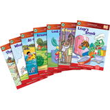 LeapFrog Tag Learn to Read Phonics Book Set 3: Consonants Education Ma - 20551