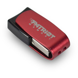 Patriot Memory Axle 64 GB USB 2.0 Flash Drive - Red PSF64GAUSB