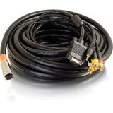 C2G 35ft RapidRun Multi-Format All-In-One Runner Cable - CMG-rated - 60070