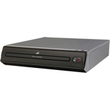 GPX D202B DVD Player - Black D202B