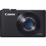 Canon PowerShot S110 12.1 Megapixel Compact Camera - Black