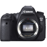 Canon EOS 6D 20.2 Megapixel Digital SLR Camera (Body Only) - 8035B002