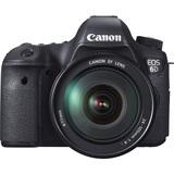 Canon EOS 6D 20.2 Megapixel Digital SLR Camera (Body with Lens Kit) - 24 mm - 105 mm