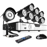 Zmodo KDS8-NARQZ8ZN-5G Video Surveillance System KDS8-NARQZ8ZN-5G
